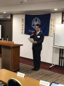 20190619連絡事項 長谷川副会長